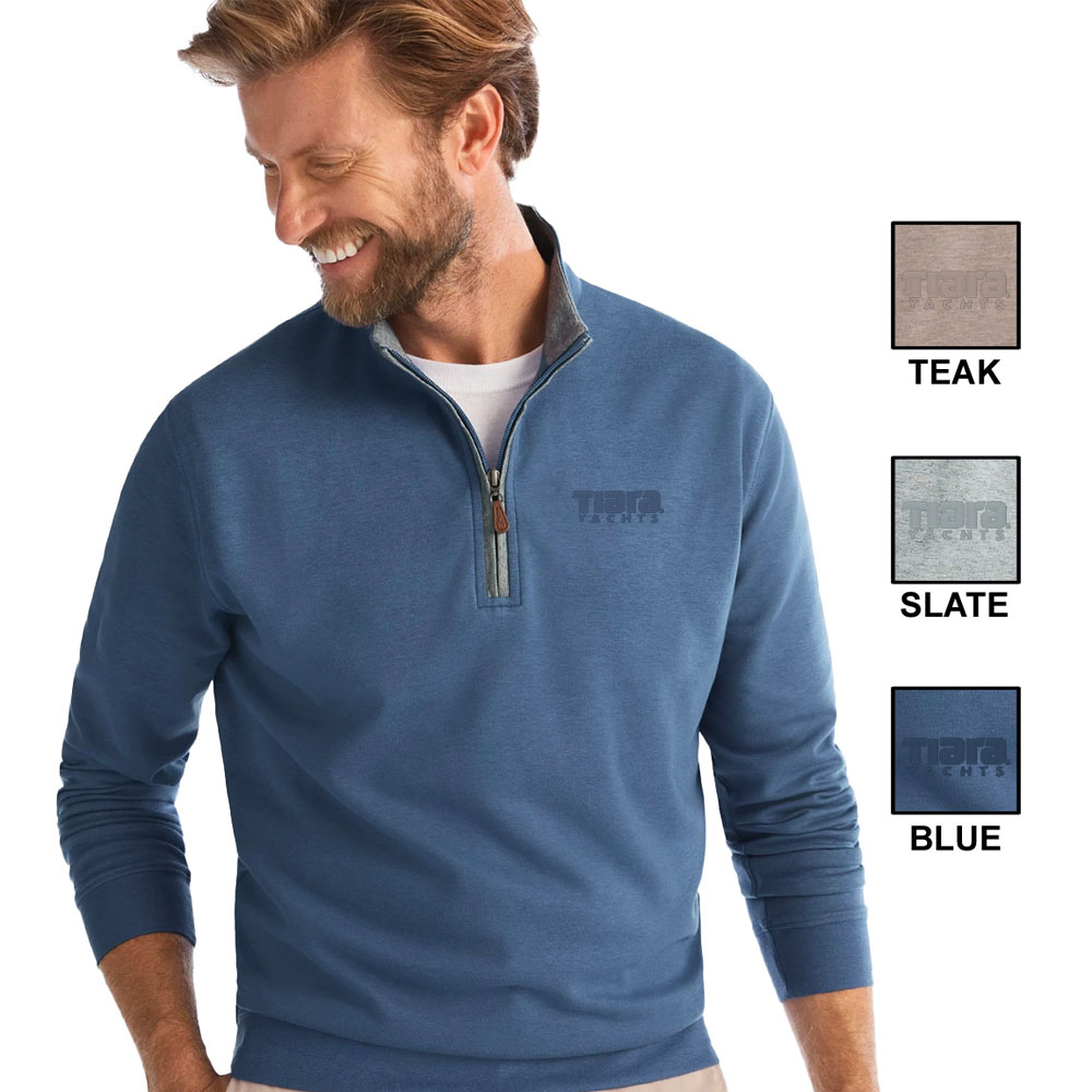 MEN'S JOHNNIE-O SULLY 1/4 ZIP PULLOVER