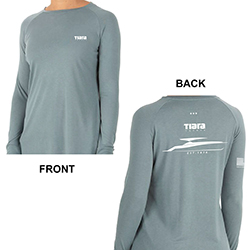 LADIES FREE FLY BAMBOO LIGHTWEIGHT LONG SLEEVE